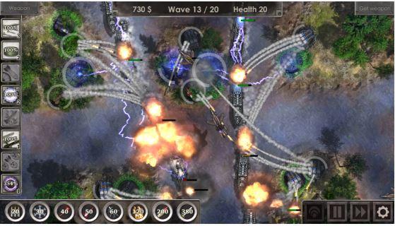 Defense Zone 3 Apk4