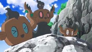 Pokémon  Capítulo 24 Temporada 19 Haciendo Amigos E Inspirado Villanos