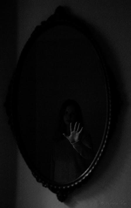 зеркало.. по ту сторону стекла