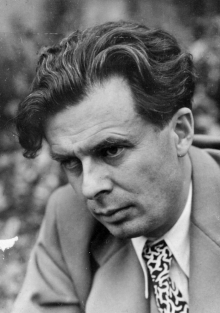 Aldous Huxley (26 July 1894 – 22 November 1963)
