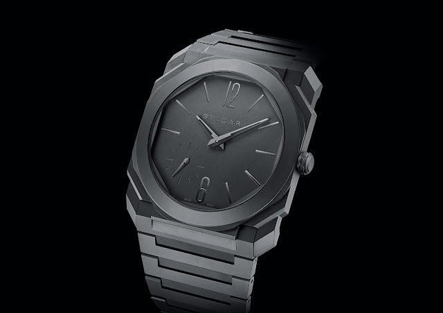 Bulgari Octo Finissimo Automatic Black Ceramic