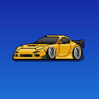 Pixel Car Racer v1.0.92 Mod