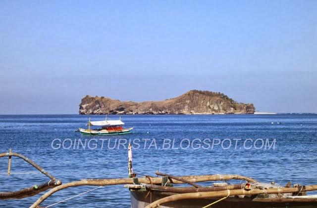 Camara Island Pundaquit Zambales