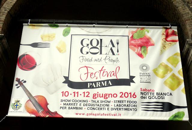 Gola Gola Festival Parma, Italy