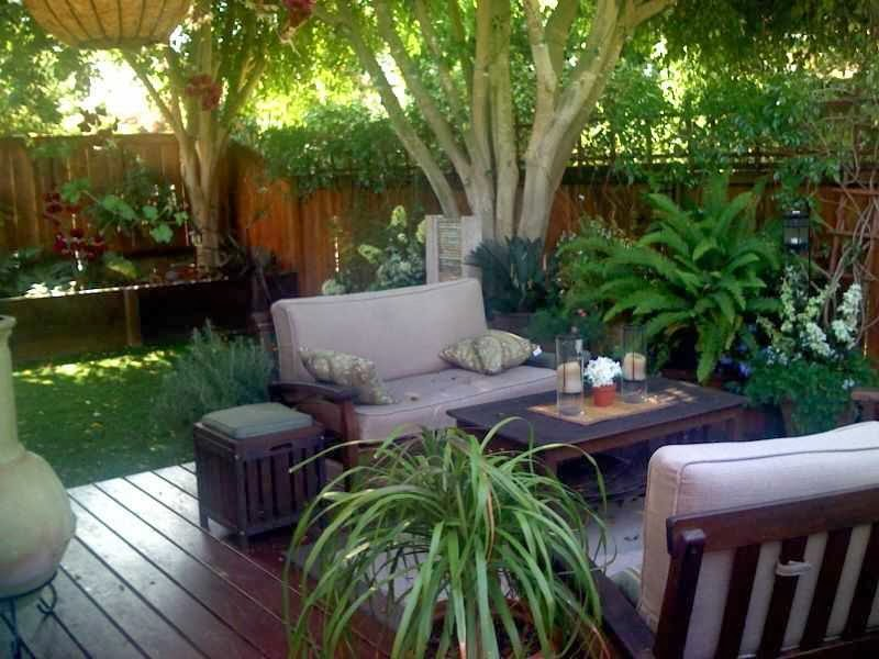 Backyard Fence Design Ideas