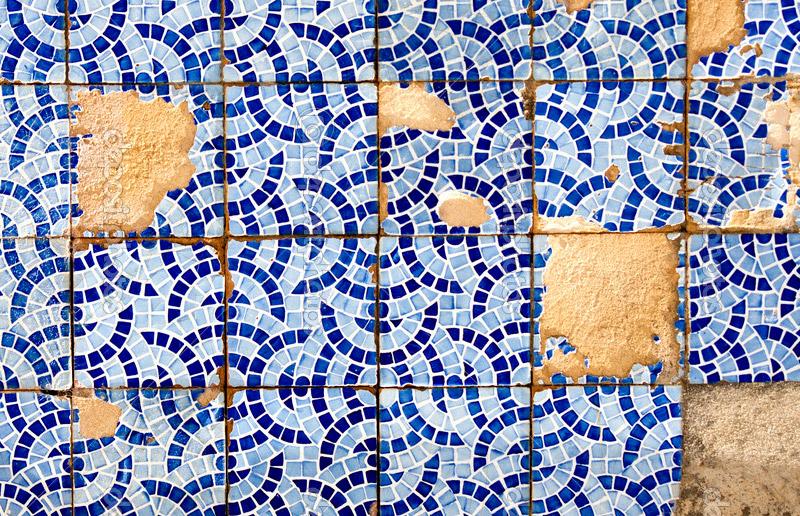 Como consertar azulejo quebrado / trincado