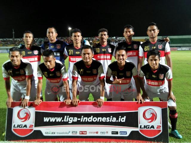 16 Besar I Martapura FC Kalahkan PSMP Mojokerto di Banjarmasin