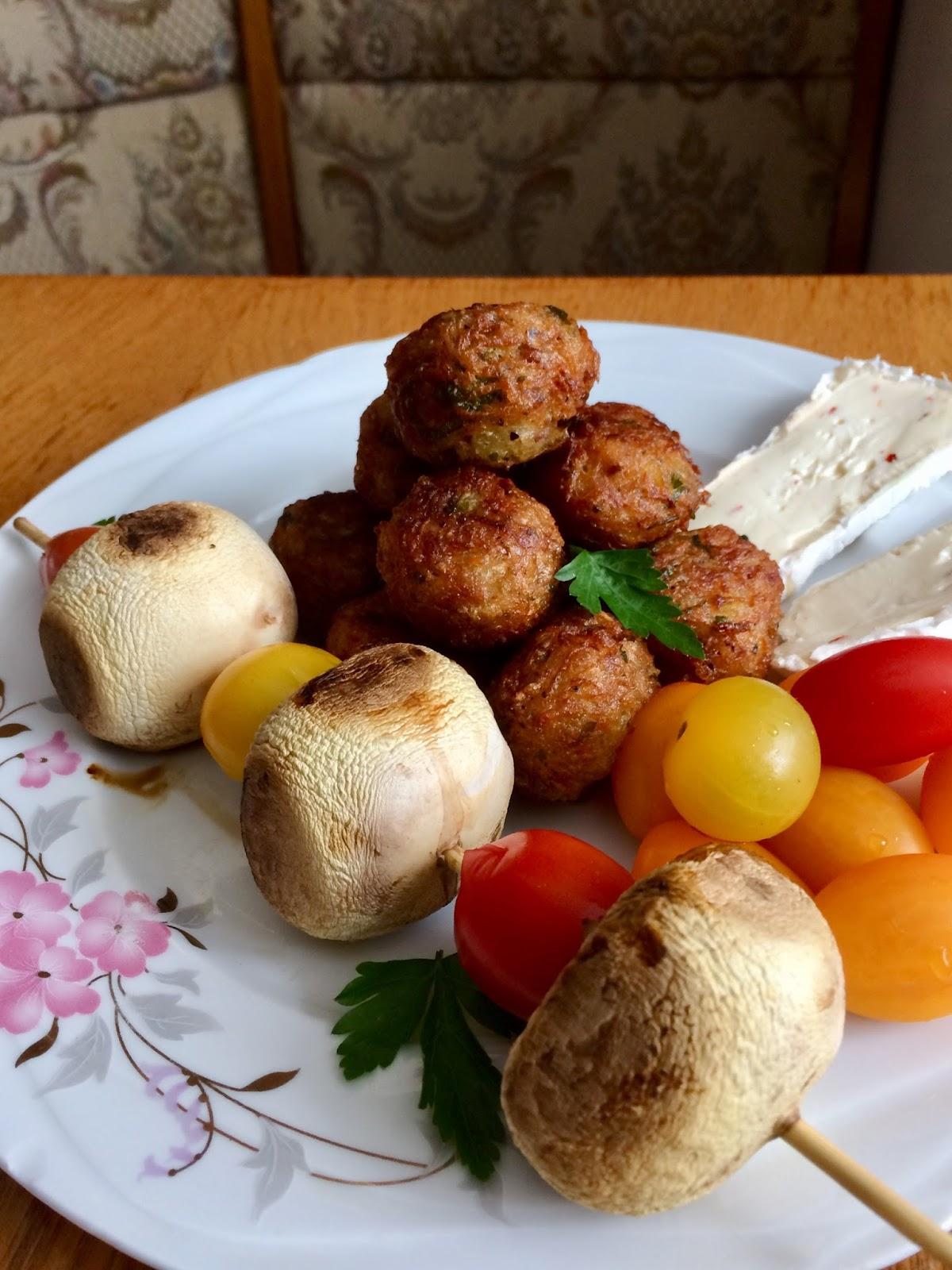 Chifteluțe din cartofi