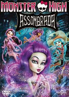 Monster High: Assombrada - DVDRip Dublado
