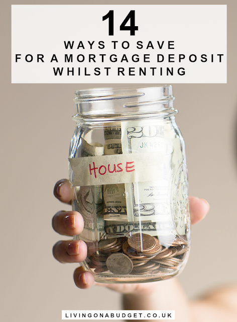 14 Ways To Save For A Mortgage Deposit While Renting