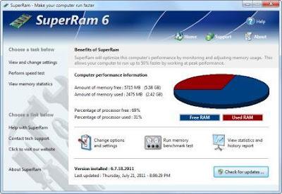 SuperRam 6.8