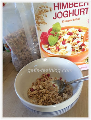 myline Knusper-Müsli - Himbeer Joghurt