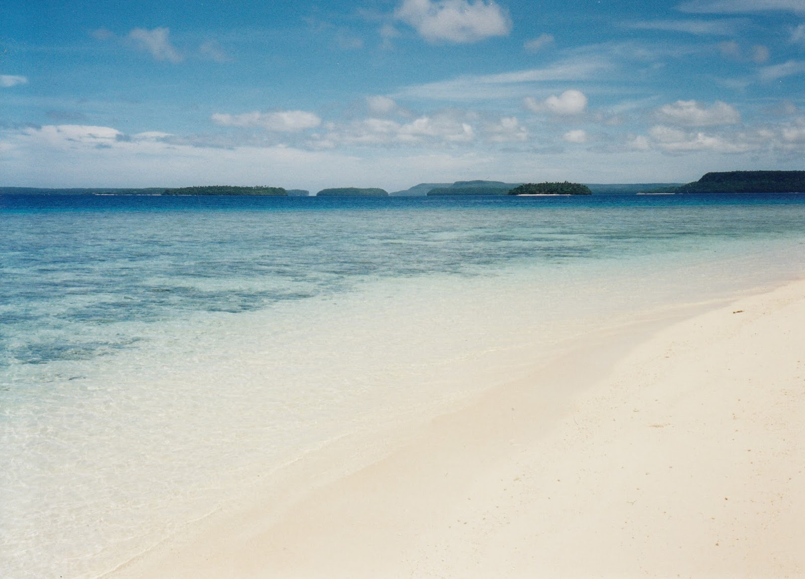 Tonga travel experiences bring incredible white sand beaches