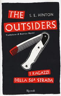 copertina nuova edizione outsiders hinton