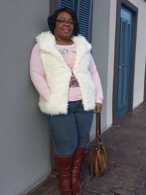 thrifty shopper, rose quartz, casual chic