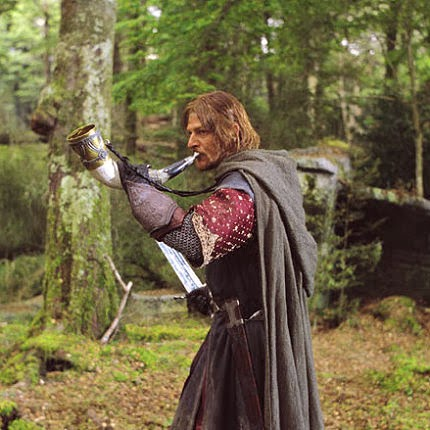 Hits To Kill: Boromir Death Simulator + Blowing The Horn ...