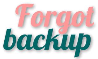 Cái giá phải trả khi quên backup database