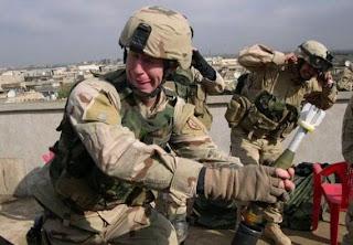 smiješne fotografije američki vojnik