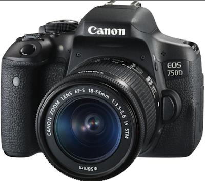 Kamera Canon Terbaik Profesional di Tahun 2018