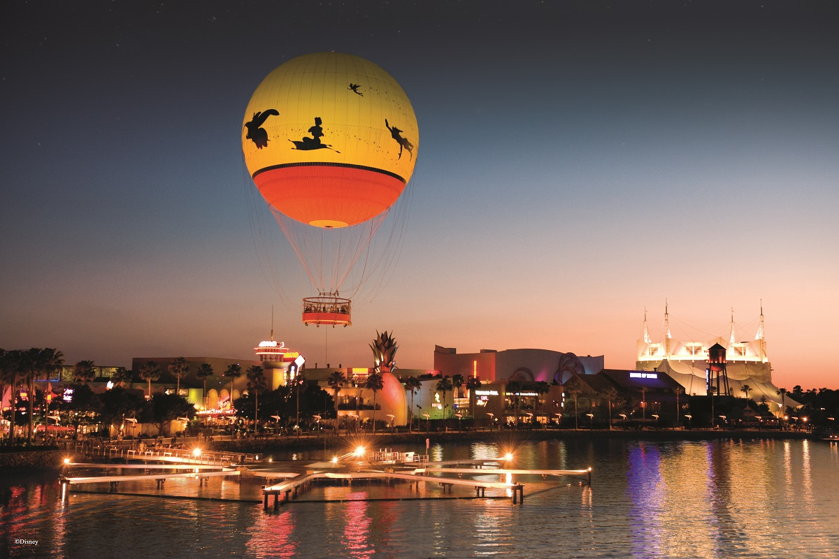 How to spend an evening/night at Disney Springs