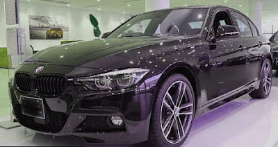 bmw 320i shadow edition