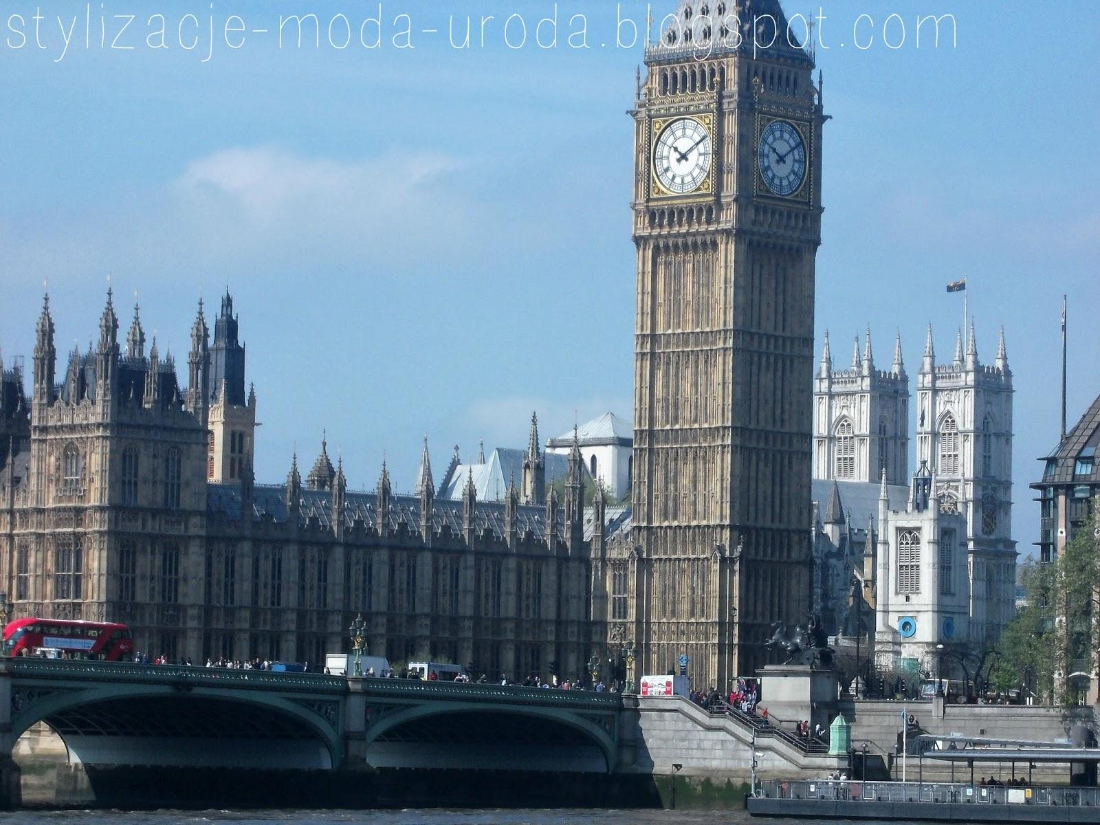 Big ben london eye