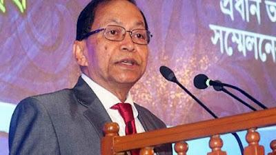 رئيس المحكمة العليا فى بنجلاديش