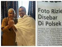 Pak Polisi, Amien Rais Saja Gampang Temukan Habib Rizieq, Kenapa Pakai Selebaran DPO?