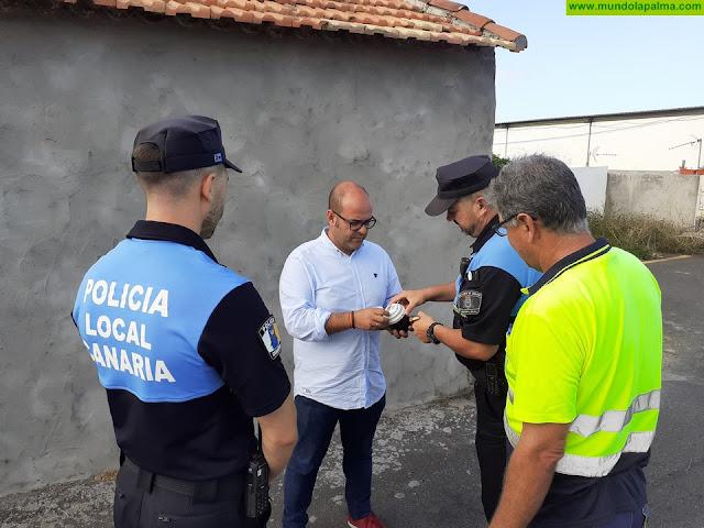 El Ayuntamiento de Los Llanos de Aridane sanciona a tres vecinos por el robo de agua de la red de abasto municipal