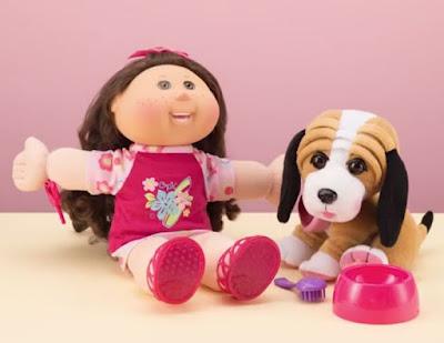Щенок бассет-хаунда игрушка Adoptimals