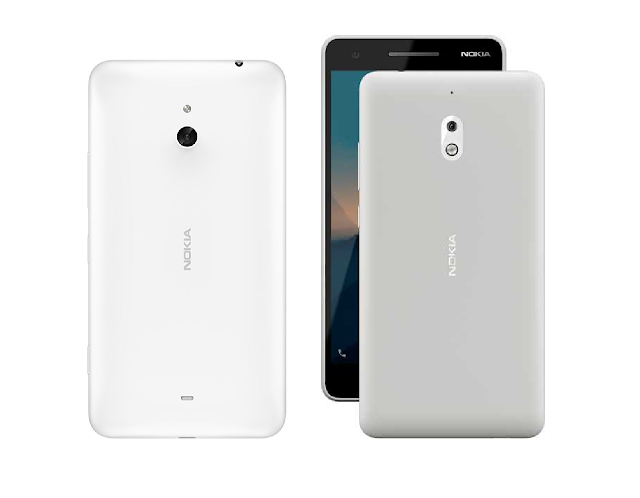 Nokia 2.1 and Nokia Lumia 1320