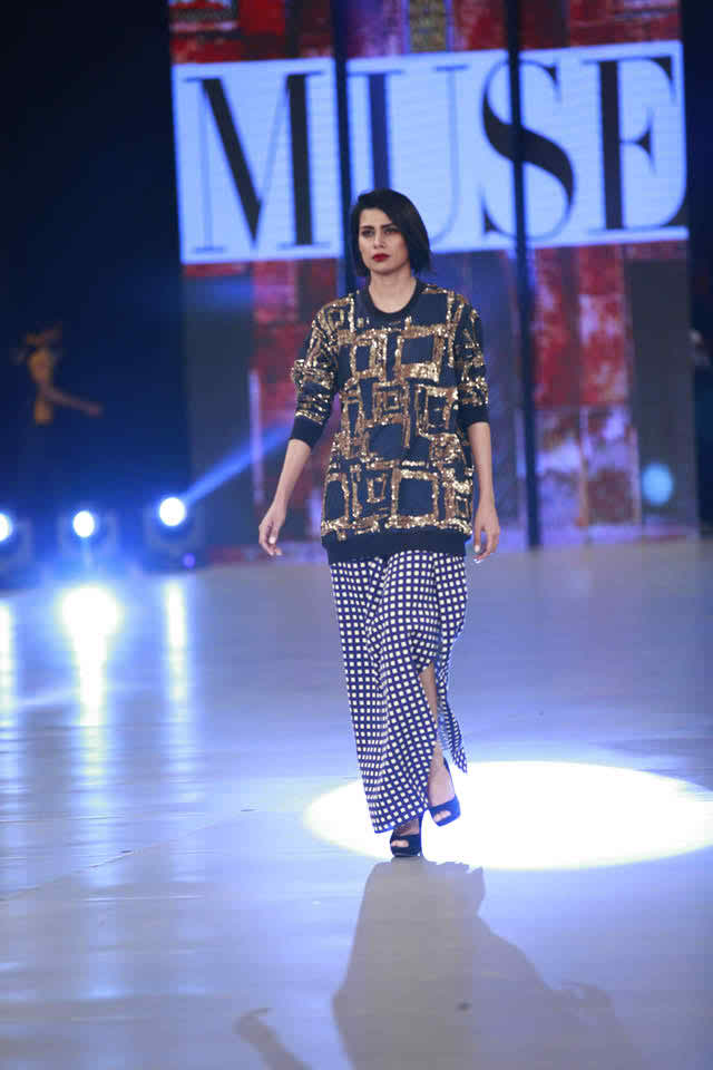 Muse LAst Night Collection at Sunsilk PFDC Fashion Week 2016