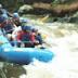 Arung Jeram di Sungai Ayung (Sore Hari)