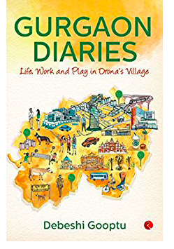 Gurgaon Diaries is now a book! Available in print at leading bookstores and online. Buy it here: