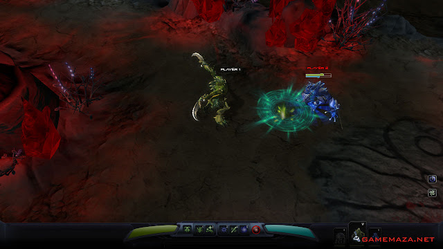 Darkspore Gameplay Screenshot 1