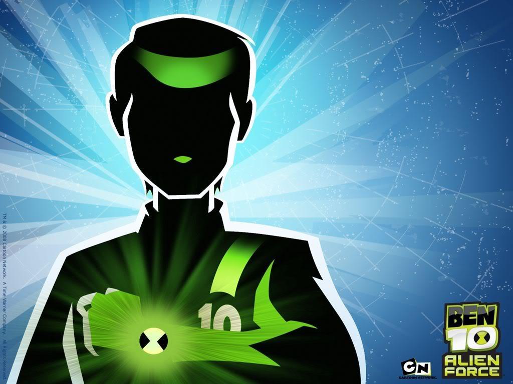 Free Superhero Wallpaper Ben 10 Alien Force