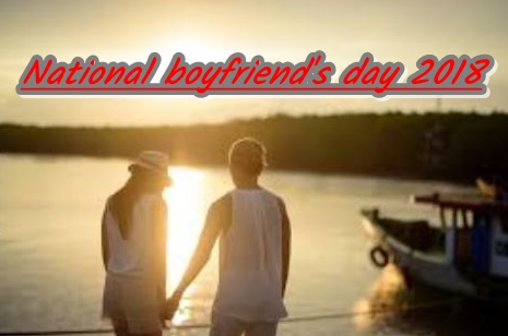 National Boyfriend's Day 2018
