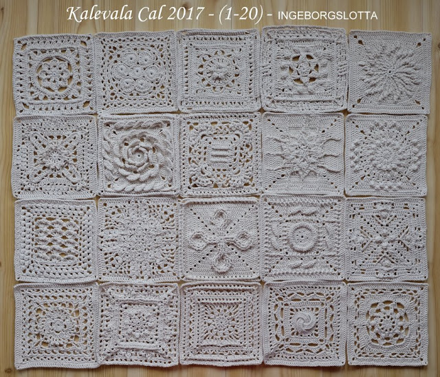 Kalevala Cal - (1-20)