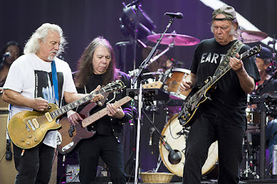 Neil Young And Crazy Horse Picture