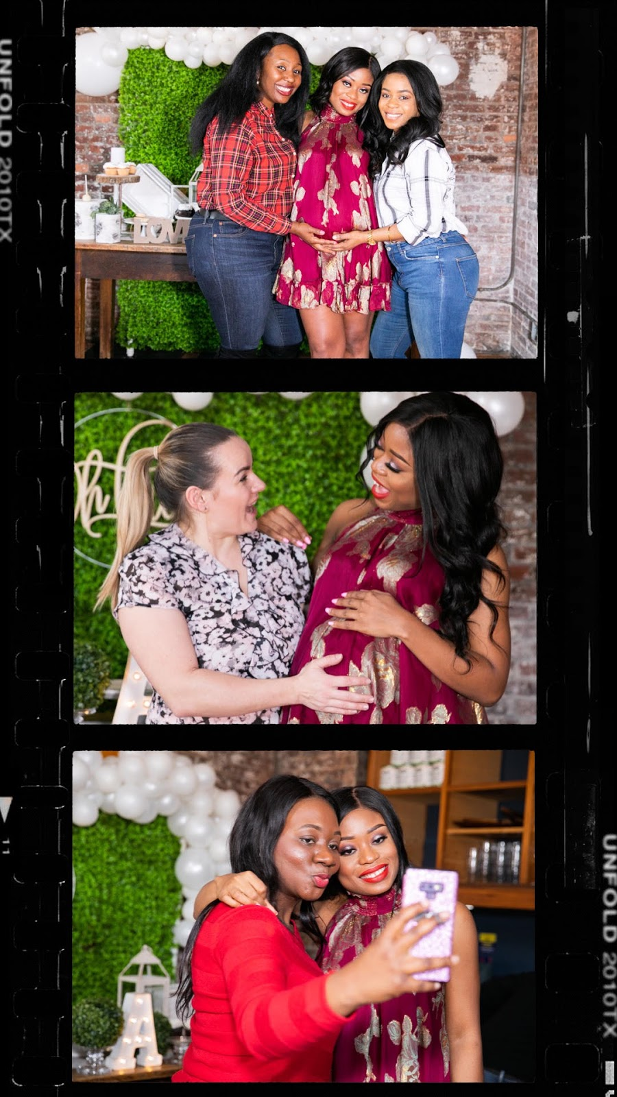 Stella-Adewunmi-of-Jadore-Fashion-share-baby-shower-outfit-and-friends