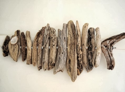 make driftwood fish