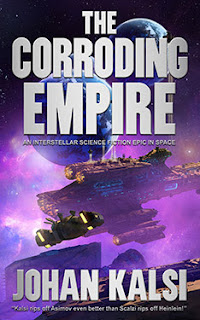 The Corroding Empire - Johan Kalsi