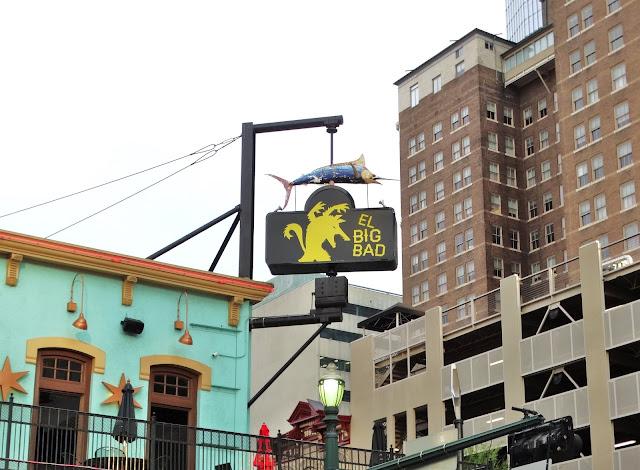 El Big Bad - Rice Hotel