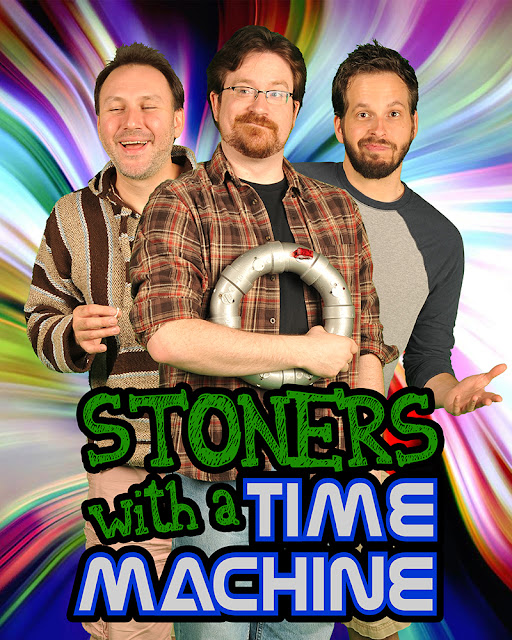 Stoners with a Time Machine - Hustlebot Web Series