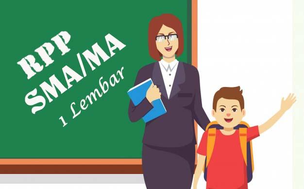 RPP 1 Lembar Ekonomi SMA Kelas 11
