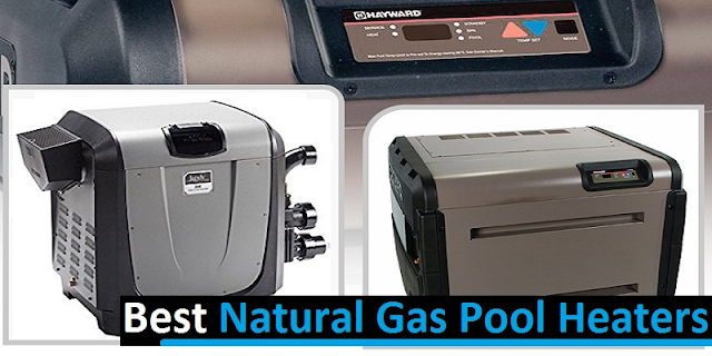 Top 6 Best Natural Gas Pool Heaters