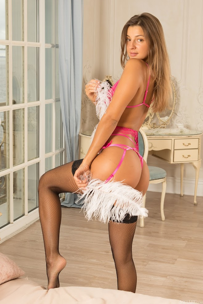 [Met-Art] Melena A - Pink Style 2299830171
