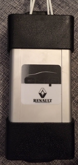 original-renault-can-clip-device-1 Original Renault CAN CLIP interface: Confirmed Drivers Software