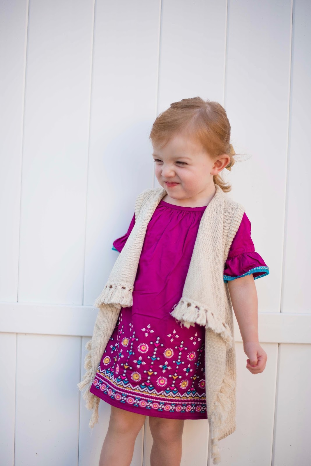 Toddler Fashion - Something Delightful Blog