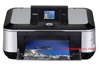 Canon PIXMA MP620 Driver Download